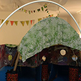 Compass Arts, tunnels, forts, structures, architects, animal habitats